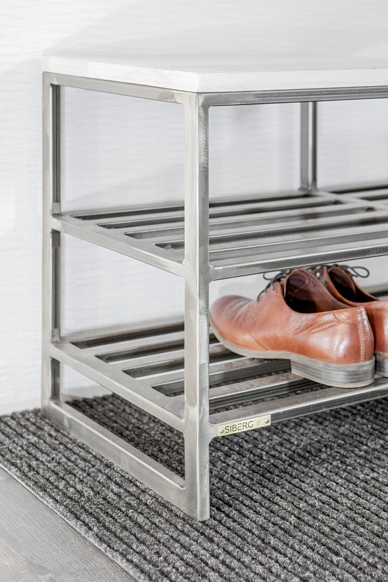 Hallmöbler u2013 Vit Ek u2013 Siberg Design